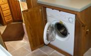 Đặt máy giặt ở đâu trong nhà là tốt nhât?