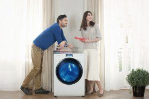 Cách khắc phục những lỗi thường gặp của máy giặt cửa ngang