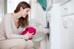Máy giặt không vắt được phải làm sao?