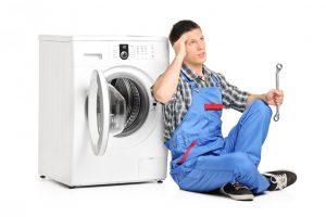 Những lỗi hư hỏng của máy giặt Electrolux và cách sửa chữa