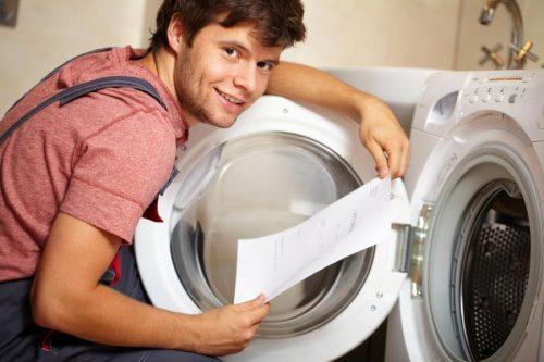 Những lưu ý khi sử dụng máy giặt