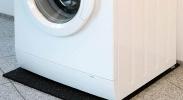 Cách xử lý khi máy giặt bị rung lắc mạnh