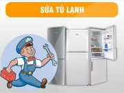 Sửa tủ lạnh chuyên nghiệp Tp HCM