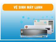 Vệ sinh máy lạnh giá rẻ